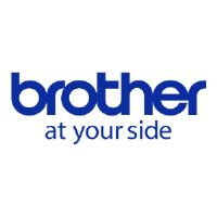 Brother HGES9515PK - Laminated extra strength adhesive tape - black on matte silver - Roll (0.95 in x 26.3 ft) 5 roll(s) bulk - - for P-Touch PT-9700PC, PT-9800PCN, PT-E500, PT-E500VP, PT-E550W; P-Tou