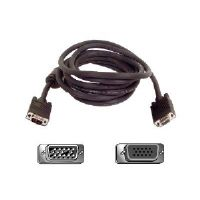 Belkin PRO Series High Integrity - Display extension cable - HD-15 (M) - HD-15 (F) - 15 ft (F3H981-15)