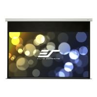Elite Screens Spectrum2 Series SPM100H-E12 - Projection screen - motorized - 110 in ( 109.8 in ) - 16:9 - MaxWhite FG