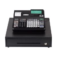 Casio PCR-T2300 - Cash register - silver