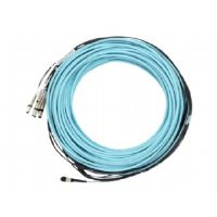 Mellanox Hybrid - InfiniBand cable - MPO (M) - to - LC (M) - 33 ft - fiber optic (MC6709309-010)