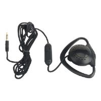 zCover Push-To-Talk - Headset - over-the-ear mount - black