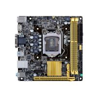 ASUS H170-PRO/CSM Mini-ITX Motherboard - Intel H81 Express Chipset, LGA1150 Socket, For 4th Generation Intel Pentium/Celeron/Core i5/i3/i7, Up to 16GB DDR3, USB 3.0, HDMI, DVI-D, VGA - H81I-PLUS/CSM
