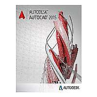 AutoCAD 2015 - New License