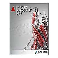 AutoCAD LT 2015 - New License