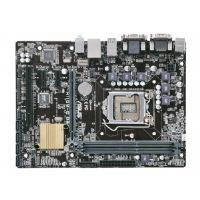 ASUS H110M-C D3 - Motherboard - micro ATX - LGA1151 Socket - H110 - USB 3.0 - Gigabit LAN - onboard graphics (CPU required) - HD Audio (8-channel)