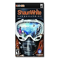 SHAUN WHITE SNOWBOARDING: PC