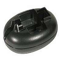 C2G Keystone Punchdown Puck - Punch-Down Puck, Black - 33100