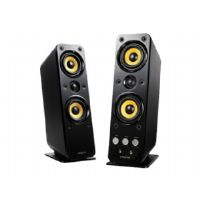 Creative GigaWorks T40 Series II - Speakers - For PC - wired - 32 Watt (total) - 2-way - gloss black