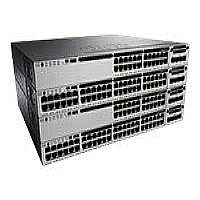 Cisco Catalyst 3850-24T-S - Switch - L3 - managed - 24 x 10/100/1000 - desktop, rack-mountable