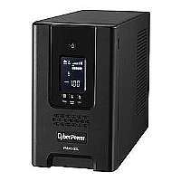 CyberPower Smart App Sinewave PR2200LCDSL - UPS - AC 120 V - 1980 Watt - 2070 VA 9 Ah - RS-232, USB - 7 output connector(s)