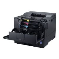 Dell Color Laser Printer C2660dn - Printer - color - Duplex - laser - A4/Legal - 600 x 600 dpi - up to 28 ppm (mono) / up to 28 ppm (color) - capacity: 400 sheets - USB 2.0, Gigabit LAN