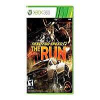 Need for Speed The Run - Complete package - Xbox 360