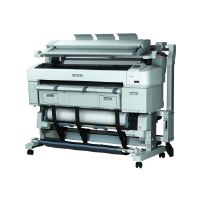 "Epson SureColor T7270D - 44"" large-format printer - color - ink-jet - Roll (44 in) - 2880 x 1440 dpi - up to 780.4 sq.ft/hour (mono) / up to 780.4 sq.ft/hour (color) - capacity: 2 rolls - (SCT7270DR)"