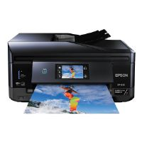 Epson Expression Premium XP-830 - Multifunction printer - color - ink-jet - Legal (8.5 in x 14 in) (original) - A4/Legal (media) - up to 11 ppm (copying) - up to 32 ppm (printing) - 120 sheets - 33.6