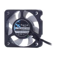 Fractal Design Silent Series R3 - Case fan - 40 mm - black, white
