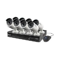Swann SWNVK-873008 - DVR + camera(s) - 8 channels - 1 x 2 TB - 8 camera(s)