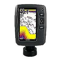 Garmin Fishfinder echo 500c - Fishfinder - included transducer - dual-beam (Scratch & Dent)