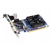 Gigabyte GV-N210D3-1GI (rev. 6.0) - Graphics card - GF 210 - 1 GB DDR3 - PCIe 2.0 x16 low profile - DVI, D-Sub, HDMI