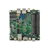 Intel Next Unit of Computing Board NUC5i3MYBE - Motherboard - UCFF - Intel Core i3 5010U - USB 3.0 - Gigabit LAN - onboard graphics - HD Audio (8-channel)