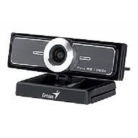 It's time to upgrade your webcam usage. Genius presents a Full HD webcam to enhance your chatting and video conference experience, WideCam F100. Th...