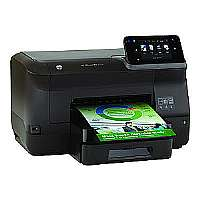 HP Officejet Pro 251dw - Printer - color - Duplex - ink-jet - 1200 x 1200 dpi - up to 25 ppm (mono) / up to 25 ppm (color) - capacity: 250 sheets - USB 2.0, LAN, USB host, Wi-Fi