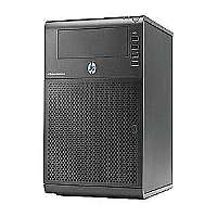 HP ProLiant MicroServer - Server - ultra micro tower - 1-way - 1 x Turion II Neo N54L / 2.2 GHz - RAM 2 GB - HDD 1 x 250 GB - Gigabit LAN - Monitor : none.