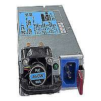 HP Common Slot Platinum Power Supply Kit - Power supply - hot-plug ( plug-in module ) - AC 100-240 V - 460 Watt