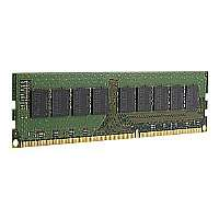 HP - DDR3 - 4 GB - DIMM 240-pin - 1600 MHz / PC3-12800 - unbuffered - non-ECC - for Workstation Z1, Z220, Z230 (B1S53AT)