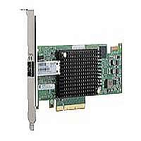 HP SN1000E 16Gb Single Port Fibre Channel Host Bus Adapter - Host bus adapter - PCI Express 2.0 x8 low profile - 16Gb Fibre Channel - Smart Buy