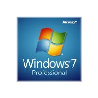 HP Microsoft Windows 7 Professional - Media - 1 PC - CTO - DVD - 64-bit - English - United States (F3V28AV#ABA)