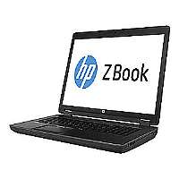 "HP ZBook 17 Mobile Workstation - Core i7 4700MQ / 2.4 GHz - Windows 7 Pro 64-bit / 8 Pro downgrade - pre-installed: Windows 7 - 8 GB RAM - 750 GB HDD - DVD SuperMulti - 17.3"" Full HD UWVA anti-glare 1"