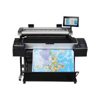 "HP DesignJet HD Pro MFP - 44"" multifunction printer - color - ink-jet - Roll (106.7 cm) (original) - Roll (44 in x 300 ft), 44 in x 66 in (media) - up to 570.5 sq.ft/hour (printing) - 2 rolls - Gigabi"