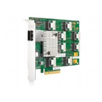 HPE SAS Expander Card - Storage contoller upgrade card - 26 Channel - SATA 6Gb/s / SAS 12Gb/s - 12 GBps - PCIe - for HPE ProLiant DL360 Gen9, DL380 Gen9