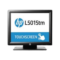 "HP L5015tm - LED monitor - 15"" - open frame - touchscreen - 1024 x 768 - 250 cd/m� - 700:1 - 16 ms - VGA, USB - black"