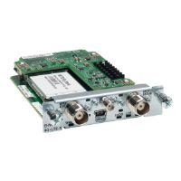 Cisco 4G LTE Wireless WAN Card - Wireless cellular modem - 4G LTE - EHWIC - 100 Mbps - for ISR G2