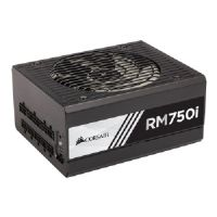 Corsair RMi series power supplies are 80 PLUS Gold certified and give you extremely tight voltage regulation, virtually silent operation, and a ful...