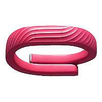 Jawbone UP24 - Medium - activity tracker - Bluetooth - 0.8 oz - coral pink