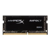 Kingston HyperX Impact - DDR4 - 4 GB - SO-DIMM 260-pin - 2400 MHz / PC4-19200 - CL14 - 1.2 V - unbuffered - non-ECC