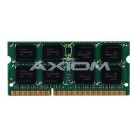 Axiom - DDR3L - 4 GB - SO-DIMM 204-pin - 1333 MHz / PC3L-10600 - 1.35 V - unbuffered - non-ECC