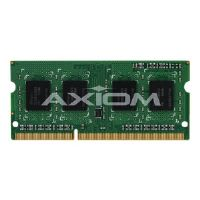 Axiom - DDR3L - 8 GB - SO-DIMM 204-pin - 1600 MHz / PC3L-12800 - 1.35 V - unbuffered - non-ECC - for Acer Aspire E1; TravelMate P245, P255; Intel Next Unit of Computing Kit D34010, DN2820