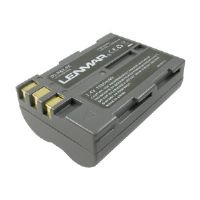 LENMAR DLNEL3E NIKON(R) EN-EL3E DIGITAL CAMERA REPLACEMENT BATTERY