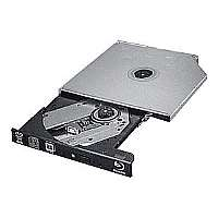 "LG BU20N - Disk drive - BDXL Writer - 6x2x6x - Serial ATA - internal - 5.25"" Ultra Slim"