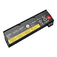 Lenovo ThinkPad Battery 68+ - Notebook battery - 1 x 6-cell 6.6 Ah - for ThinkPad L450; L460; P50; T440; T450; T460; T550; T560; W550; X240; X250; X260 (0C52862)