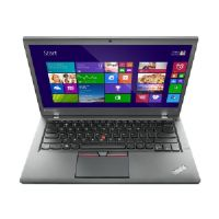 Lenovo ThinkPad T450s 20BX - Ultrabook - Core i5 5200U / 2.2 GHz - Windows 7 Pro 64-bit / Windows 8.1 Pro 64-bit downgrade - pre-installed: Windows 7 - 4 GB RAM - 500 GB HDD ( 16 GB SSD cache ) - no o