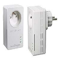 NETGEAR Powerline AV+ 200 Nano Set XAVB1601 - Bridge - HomePlug AV (HPAV) - wall-pluggable