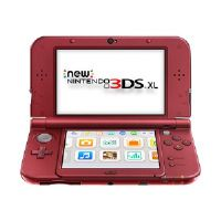 New Nintendo 3DS XL - Red