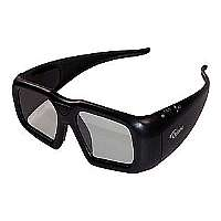 Optoma RF 3D Glasses - Clear, Bright, Lightweight, 96/100/120/144Hz, Up to 50 Feet, Up to 25 Hours Use - ZF2300