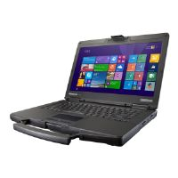 "Panasonic Toughbook 54 - Core i5 5300U / 2.3 GHz - Windows 7 Pro / 8.1 Pro downgrade - pre-installed: Windows 7 - 4 GB RAM - 500 GB HDD - no optical drive - 14"" 1366 x 768 ( HD ) - Intel HD Graphics 5"