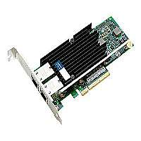 AddOn - Network adapter - PCI Express 2.1 x8 low profile - 10GBase-T x 2